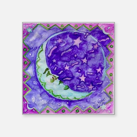 Luna Sticker