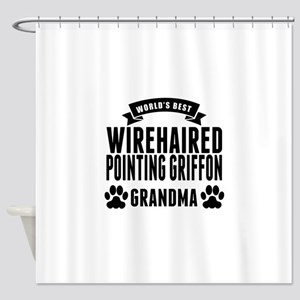Worlds Best Wirehaired Pointing Griffon Grandma Sh