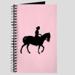 Girl on Horse Journal