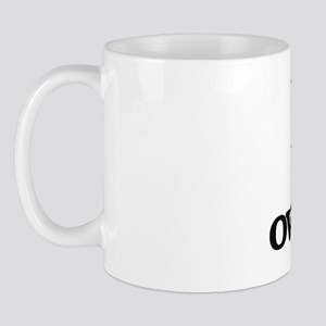 I Love Oven Mitts Mug