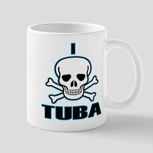 I Hate Tuba 11 oz Ceramic Mug