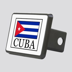 Cuba Rectangular Hitch Cover