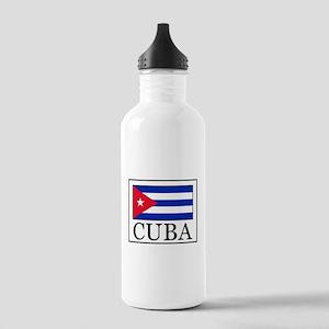 Cuba Stainless Water Bottle 1.0L