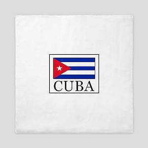 Cuba Queen Duvet