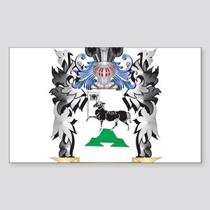 Grosse Coat of Arms - Family Crest Sticker