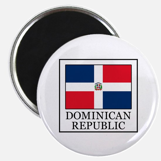 Dominican Republic Magnets