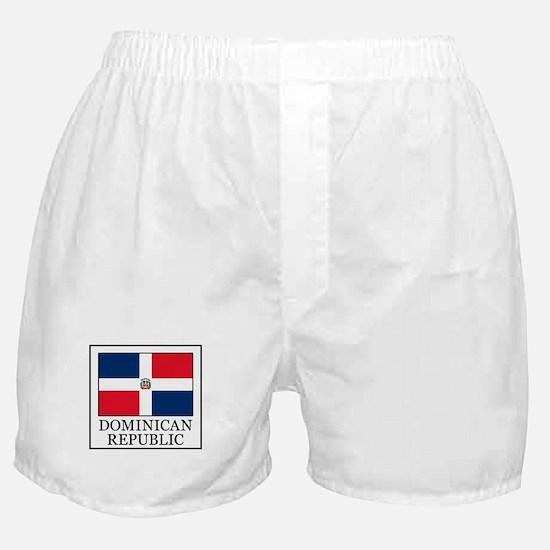 Dominican Republic Boxer Shorts