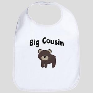 Big Cousin Bear Bib