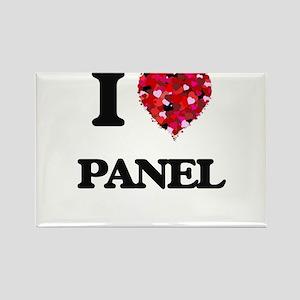 I Love Panel Magnets