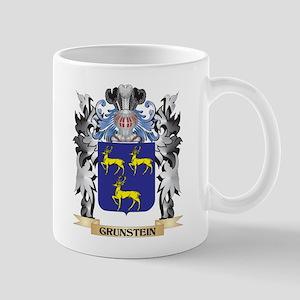 Grunstein Coat of Arms - Family Crest Mugs