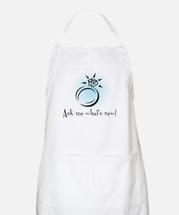 What's New? BBQ Apron