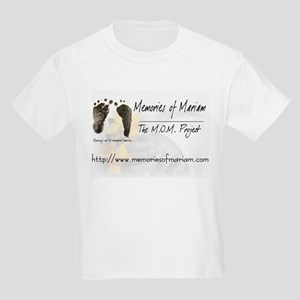 The Memories of Mariam Project Kids T-Shirt