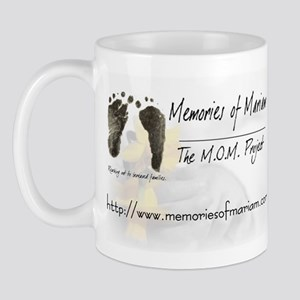 The Memories of Mariam Project Mug