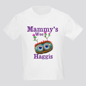 Personalised Wee Haggis T-Shirt