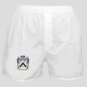Guglielmi Coat of Arms - Family Crest Boxer Shorts