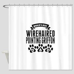 Worlds Best Wirehaired Pointing Griffon Dad Shower