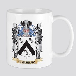 Guglielmo Coat of Arms - Family Crest Mugs