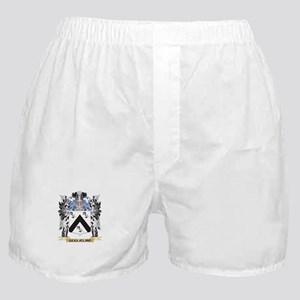 Guglielmo Coat of Arms - Family Crest Boxer Shorts