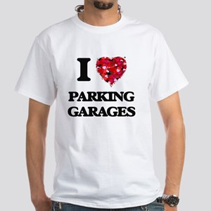 I Love Parking Garages T-Shirt