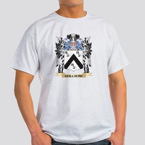 Guillaume Coat of Arms - Family Cres T-Shirt