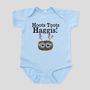 Hoots Toots Haggis Infant Bodysuit