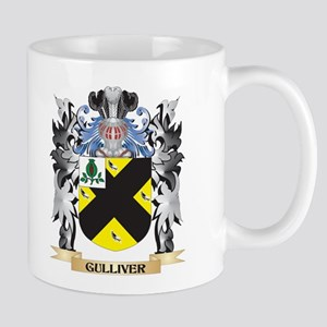 Gulliver Coat of Arms - Family Crest Mugs
