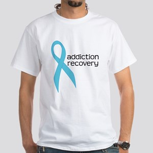 Addiction Recovery Ribbon T-Shirt