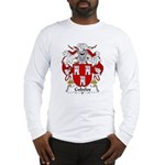 Cubelos Family Crest Long Sleeve T-Shirt