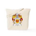 Cordes Family Crest Tote Bag