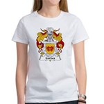 Cordes Family Crest Women's T-Shirt