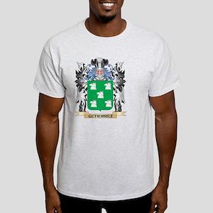 Gutierrez Coat of Arms - Family T-Shirt