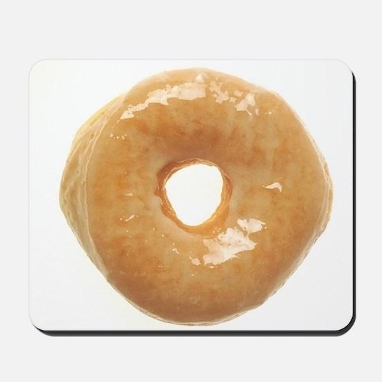 Glazed Donut Mousepad