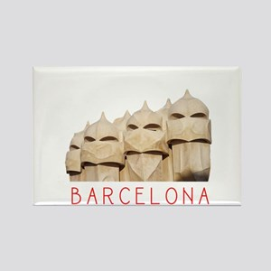 Barelona Architecture Magnets