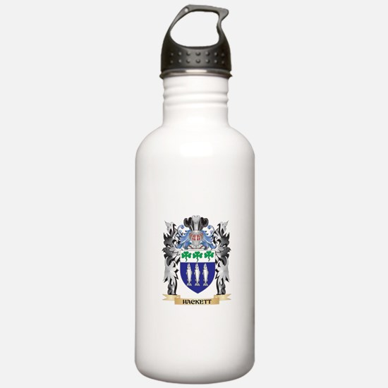 Hackett Coat of Arms - Water Bottle