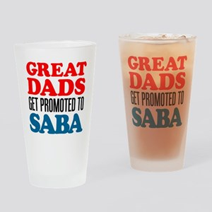 Promoted To Saba Drinkware Drinking Glass