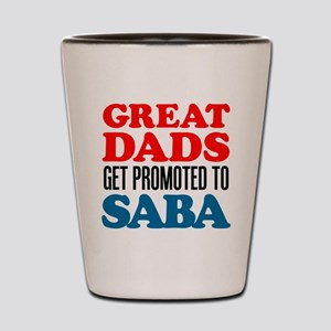 Promoted To Saba Drinkware Shot Glass