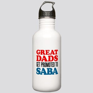 Promoted To Saba Drinkware Water Bottle