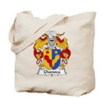 Chanoca Family Crest  Tote Bag