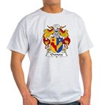 Chanoca Family Crest  Light T-Shirt