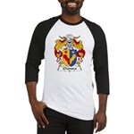 Chanoca Family Crest  Baseball Jersey