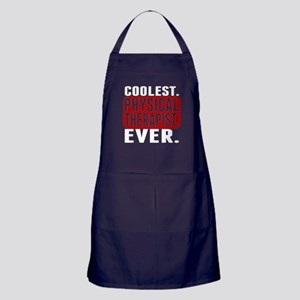Coolest. Physical Therapist. Ever. Apron (dark)