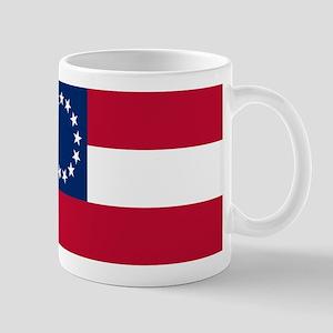 CSA First National Flag Mug