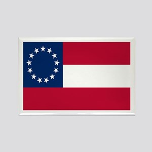 CSA First National Flag Rectangle Magnet