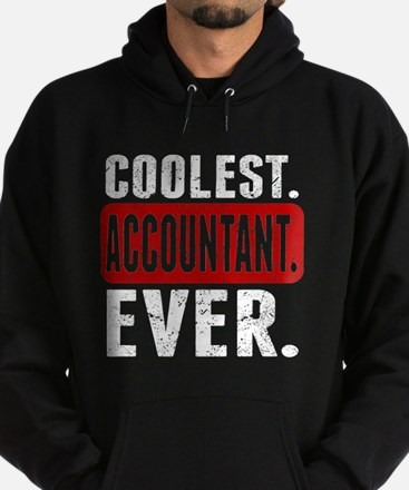 Coolest. Accountant. Ever. Hoodie