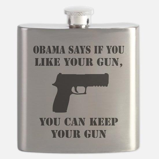Unique Obama potus Flask