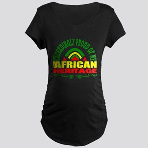 African American Maternity T-Shirt