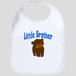 Little Brother Bear Bib