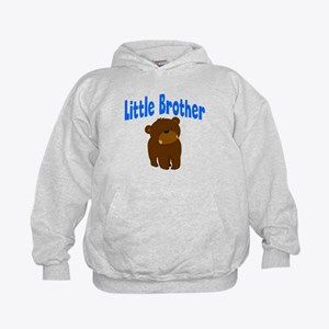 Little Brother Bear Hoodie
