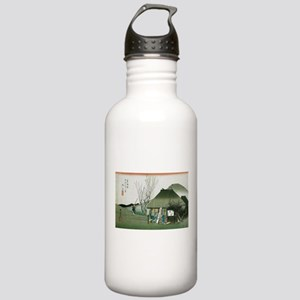 Famous Teahouse at Mar Stainless Water Bottle 1.0L