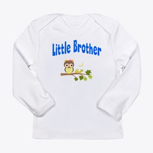 Little Brother Owl Long Sleeve T-Shirt